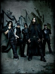 "LACRIMAS PROFUNDERE PRESENTED VIDEO FOR THE SONG ""MY RELEASE IN PAIN"""