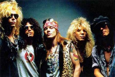 Guns N' Roses - original line-up