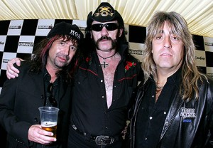 MOTÖRHEAD PREPARING TO ENTER STUDIO AND COMING TO LJUBLJANA ON DECEMBER 10,2012!