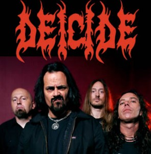"DEICIDE UNLEASH ""END THE WRATH OF GOD"" OFFICIAL VIDEO"