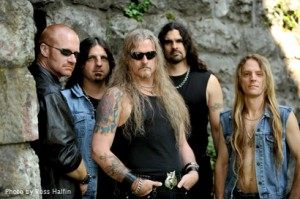 ICED EARTH HEADLINERI BURNING SEA FESTIVALA!
