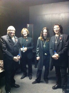 BLACK SABBATH ANNOUNCE NEW ALBUM IN APRIL 2013 + AUSTRALIAN TOUR DATES
