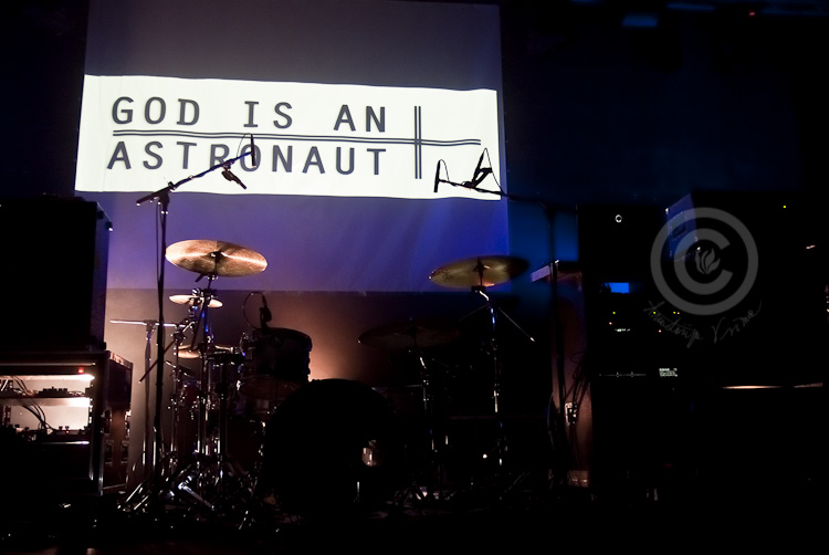 God Is An Astronaut - Zagreb, Jedinstvo, 09.03.2012.