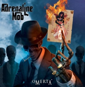 ADRENALINE MOB: NOVA PJESMA 'DEARLY DEPARTED' JE DOSTUPNA ZA STREAMING