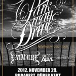 PARKWAY DRIVE IN BUDAPEST ON NOVEMBER 29,2012!