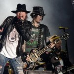 GUNS N' ROSES' NEXT ALBUM IS REPORTEDLY MOSTLY COMPLETED
