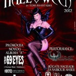 TWILIGHT HALLOWEEN PARTY ON OCTOBER 31ST  IN ZAGREB&#8217; DARK CRADLE, CLUB JABUKA