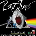 NAJVEI I NAJBOLJI PINK FLOYD TRIBUTE SHOW, BRIT FLOYD, 8. STUDENOG DOLAZI U ZAGREB  OSVOJITE ULAZNICE!