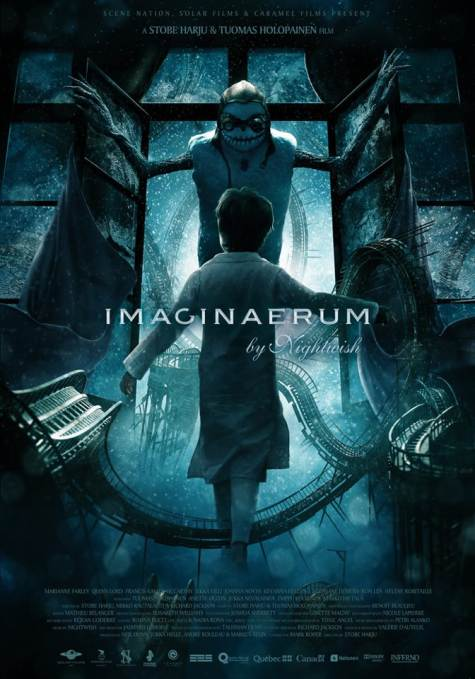 Imaginaerum movie - official poster