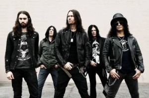 SLASH FEAT. MYLES KENNEDY AND THE CONSPIRATORS IN LJUBLJANA NEXT MONTH, ON FEBRUARY 8, 2013!