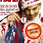 DANCE HARD 22.12. 2012. U ELJEZNIARU