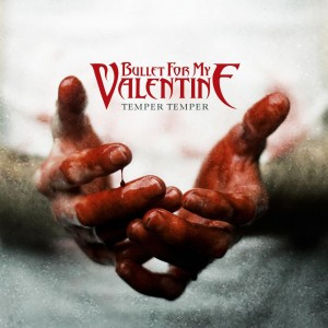 BULLET FOR MY VALENTINE DEBUT THE CHORUSES FROM THEIR TEMPER TEMPER ALBUM