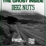 THE GHOST INSIDE + DEEZ NUTS + STRAY FROM THE PATH + DEVIL IN ME – WIEN, ARENA – 7.2.2013.