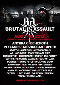 BRUTAL ASSAULT: NEW BANDS CONFIRMED!