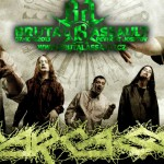 CARCASS, ENSIFERUM, SYLOSIS CONFIRMED FOR BRUTAL ASSAULT
