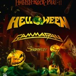 HELLOWEEN, GAMMA RAY, SHADOWSIDE &#038; HELLISH ROCK PART II  LJUBLJANA, KINO IKA, 18.03.2013.