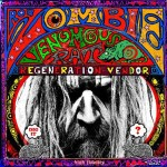 ROB ZOMBIE OFFERS SNEAK PREVIEW OF NEW SINGLE + ALBUM ARTWORK THROUGH ONLINE PUZZLE