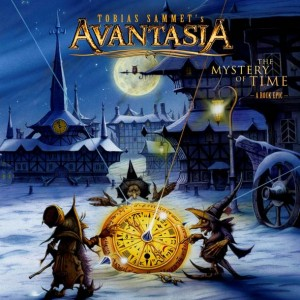 avantasia-the mystery of time