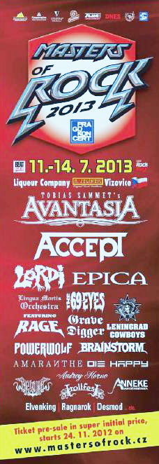 mastersofrock2013