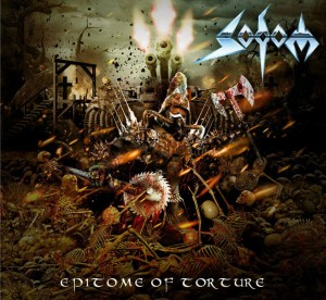 sodom new album cover