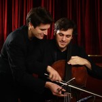 2CELLOS TEMPORARILY BECAME 1CELLO TO PLAY COLDPLAY&#8217;S COVER &#8220;EVERY TEARDROP IS A WATERFALL&#8221;