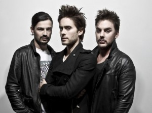 THIRTY SECONDS TO MARS PREDSTAVILI TEASER ZA 'UP IN THE AIR' SPOT
