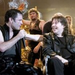 PREMINUO CLIVE BURR, BIVI BUBNJAR IRON MAIDENA