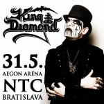 THERE IS 12 MORE DAYS LEFT UNTIL KING DIAMOND CONCERT IN BRATISLAVA