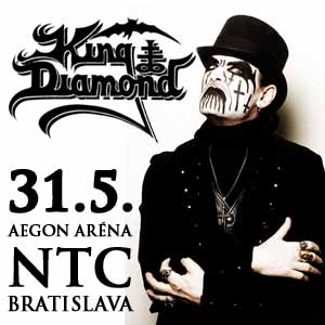 King Diamond Bratislava