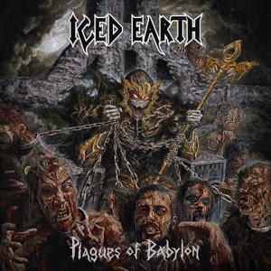 iced earth cover