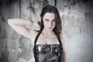 FLOOR JANSEN IS THE MAIN VOCALIST OF TIMO TOLKKI'S AVALON METAL OPERA