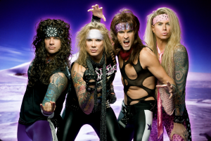 STEEL PANTHER PLAYED NEW SONG!
