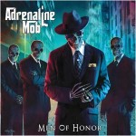 ADRENALINE MOB ANNOUNCE NEW ALBUM 'MEN OF HONOR' & REVEAL NEW DRUMMER