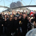 METALLICA FROZE 'EM ALL IN ANTARCTICA!