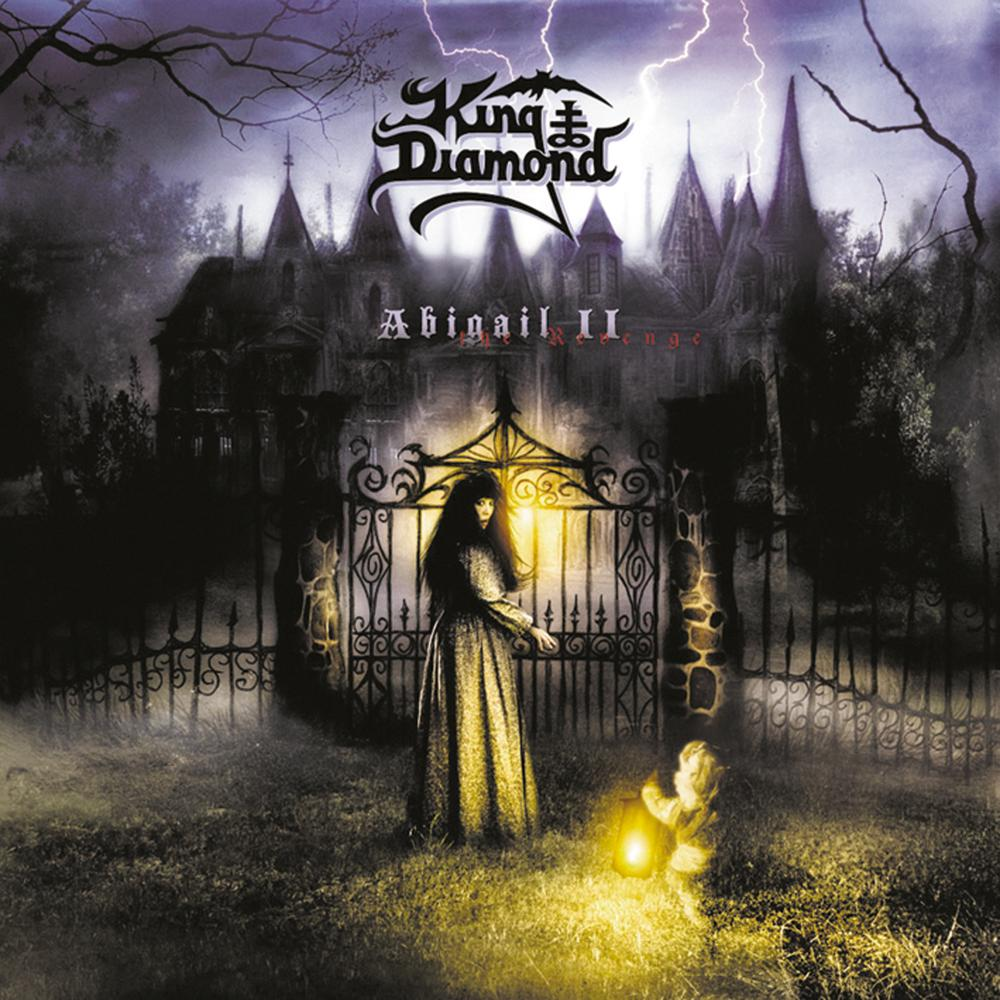 KING DIAMOND - Abigal II - The Revenge
