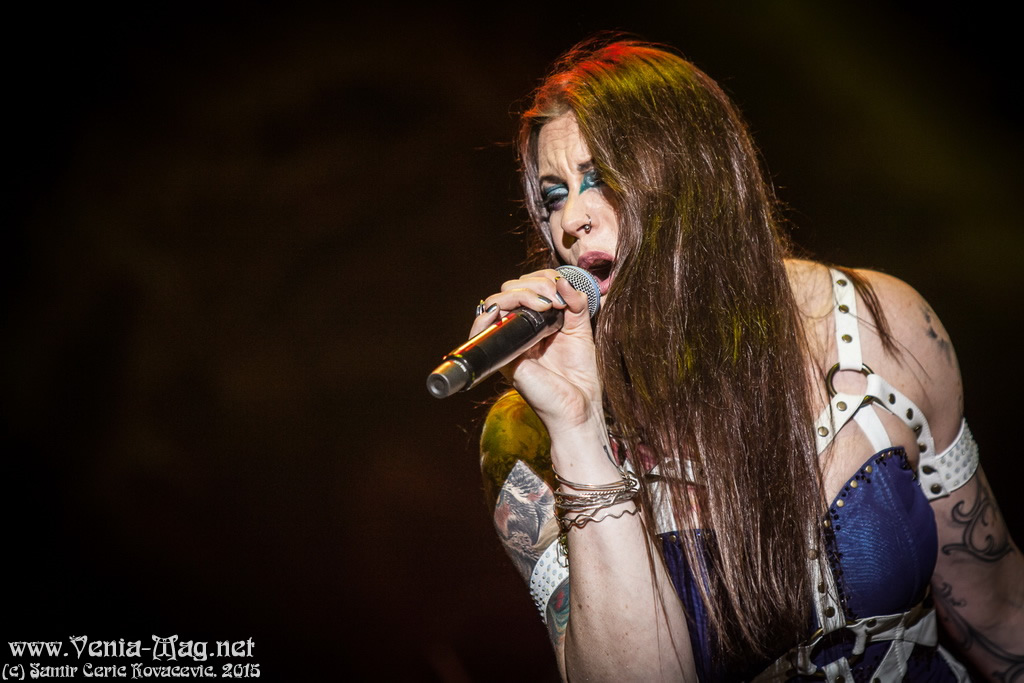 Nightwish @ Nova Rock, 2015, Samir-1470