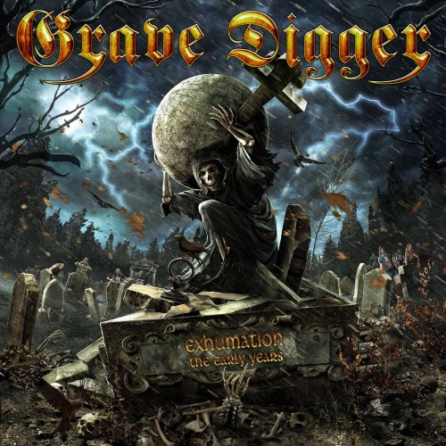 grave digger-exhumation the early years
