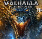 Valhalla Metal Festival 2016 - cover