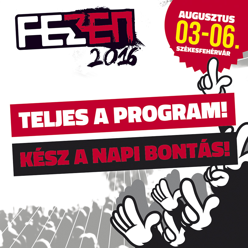 Fezen 2016 program